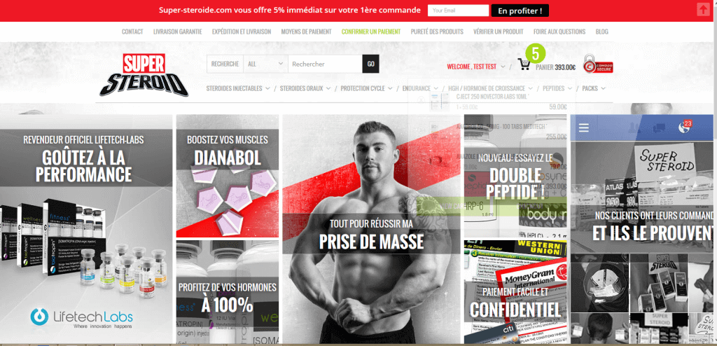 Top steroids online coupons